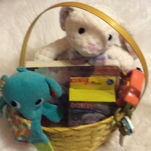 BABY/INFANT/TODDLER CUSTOM MADE EASTER BASKET